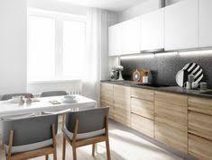 cuisine bois gris moderne cuisine à la fois moderne et naturelle grâce à la présence de