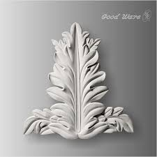 acanthus leaf applique and onlays ornamental onlays