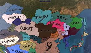 Yuan Dynasty Map Let U0027s Make 1 21 The U0027mongolia U0027 Patch Paradox Interactive Forums