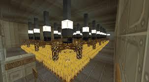 minecraft chandelier design jaffa cake factory honeydew inc minecraft project