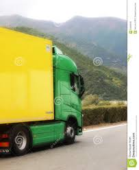 brand new volvo semi truck price new volvo fh truck green and yelow colors editorial image image
