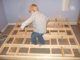 build wooden twin bed frame loccie better homes gardens ideas