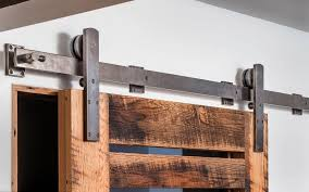 Exterior Sliding Barn Door Kit Interior Sliding Door Track Barn Frame Kits Hardware Home Depot