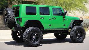 gecko green jeep doetsch off road