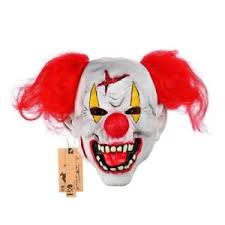 Scary Clown Halloween Costumes Adults Halloween Pennywise Mask Kids Scary Clown Costume