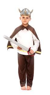 viking helmet kids fancy dress saxon warrior childs book
