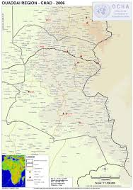Chad Map Chad Ecoi Net European Country Of Origin Information Network