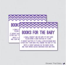 purple and grey baby shower invitations purple chevron baby shower printable bring a book instead of a