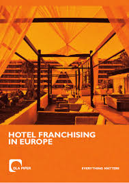 dla piper hotel franchising in europe 2012