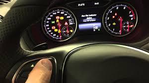 light pink mercedes mercedes benz resetting run flat indicator 2015 youtube