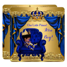 prince baby shower invitations prince baby shower invitations announcements zazzle