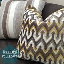 Pottery Barn Throw Tips Mustard Throw Pillow Pottery Barn Fur Pillows Crate And