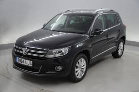 volkswagen tiguan black 2013 used volkswagen tiguan match black cars for sale motors co uk
