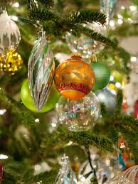 Christmas Tree Ornament Ideas Particular Bronze With G Tree Ornaments Recommended Number Also