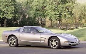 used 2000 chevrolet corvette coupe pricing for sale edmunds