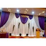 wedding backdrop fabric wedding stage decorations backdrop party drapes with