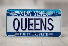 Georgia Flag License Plate Airstrike New York License Plates Queens New York
