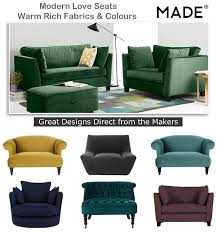 Uk Sofas Direct Loveseat Sofas Snuggler Two Seater Settees U0026 Wide Armchairs