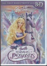 barbie magic pegasus 3d dvds films u0026 tv ebay