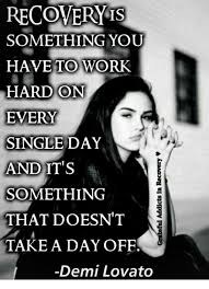 Recovery Memes - recovery is something you have to work hard on every single day