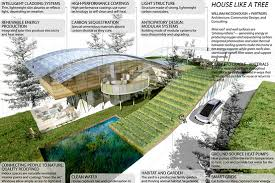 green homes designs four architecural visions of the green house of the future