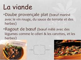 cuisine et vin de cuisine daube provencale cuisine et vins de daube