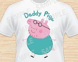 daddy pig etsy