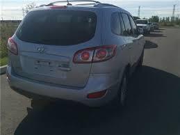 2012 hyundai santa fe warranty 2012 hyundai santa fe gl v6 with extended warranty bluetooth used