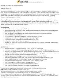 sample resume for senior business analyst printable business analyst resume senior financial objectiv
