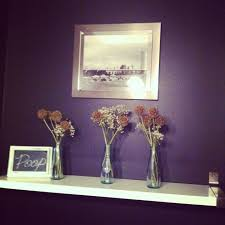we renovated our small powder room paint color behr u0027lavender