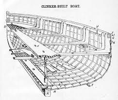 free clinker built rowing boat plans 1 jpg 710 605 cutaways