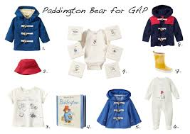 paddington clothes gap has launched the paddington for gap collection style