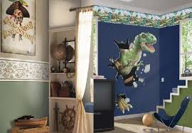Cool Boys Bedroom Furniture Design And Wallpaper Decorating Ideas - Boys bedroom wallpaper ideas