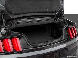 mustang convertible trunk 2017 ford mustang convertible falls church