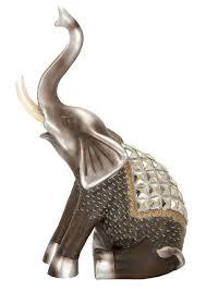 12 u0027 u0027 sitting elephant statue home accents pinterest animal