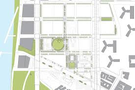 Columbia University Campus Map Field Operations Project Details
