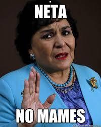 Neta Meme - neta no mames carmen salinas quickmeme