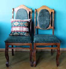 diy project reupholstering old chairs l u0027 essenziale