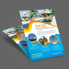blank brochure templates free download word best and