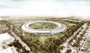 new images emerge of apple u0027s upcoming u0027spaceship u0027 campus who