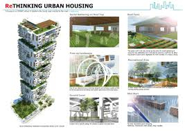 Architectural Plans For Homes Concept Design Architecture House Rethinking Urban Housing