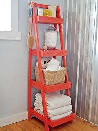 clever bathroom shelving storage ideas built in bathroom storage