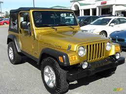 gold jeep wrangler 2003 jeep wrangler inca gold google search cars pinterest