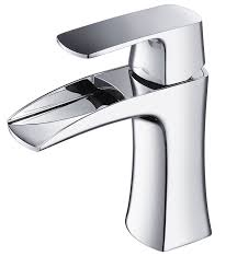 bathroom vanity faucets willis widespread waterfall faucet 8