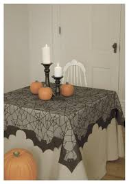 halloween tablecloth ordinary spiderweb tablecloth halloween costumes home design