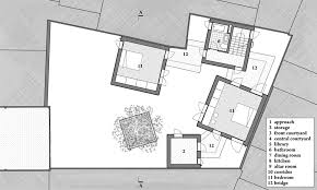 House Plans Architectural House For Trees Vtn Architects Architects And Architecture