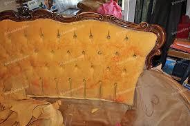 restauration canapé restaurer un canapé de a à z conseils des bricoleurs du forum