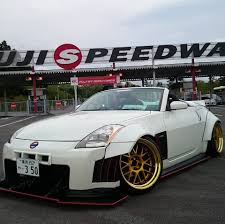 nissan 350z rear diffuser ssworxs genuine japanesse car parts and accessories