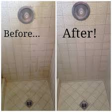 amazing how to clean shower tile grout home decor interior
