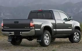2010 toyota tacoma sr5 specs 2010 toyota tacoma width specs view manufacturer details